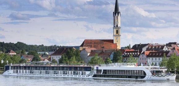 AmaWaterways lanza su tercer nuevo crucero fluvial en 2019, el AmaMora