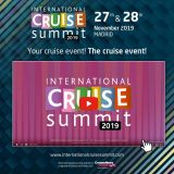 ICS 2019 – Your cruise event! The cruise event!