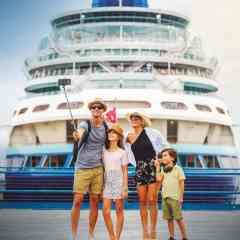 Navegar en familia con Pullmantur Cruceros