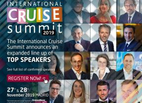 The International Cruise Summit announces an expanded line up of top speakers