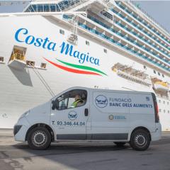 """Costa Cruceros reduce en más de un 35% los excedentes alimentarios gracias a su proyecto """"4GOODFOOD"""""""