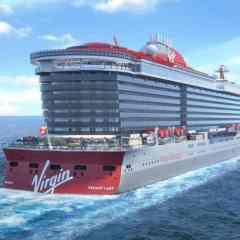 El segundo barco de Virgin Voyages, Valiant Lady navegará desde Barcelona
