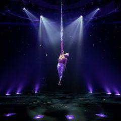 Nuevas imágenes de los espectáculos exclusivos de Cirque Du Soleil At Sea a bordo del MSC Grandiosa