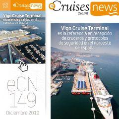 eCruisesNews Vigo Cruise Terminal, experiencia y calidad en el noroeste de España