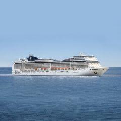 135 españoles inician hoy desde Barcelona una vuelta al mundo de 117 días a bordo de MSC Cruceros