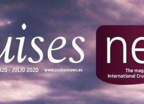Revista CruisesNews 53 (Julio – Segundo número 2020) disponible