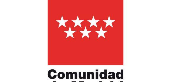 Comunidad de Madrid, ICS 2020 Main Sponsor