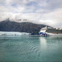 El Majestic Princess se prepara para reiniciar su actividad con un itinerario por Alaska desde Seattle