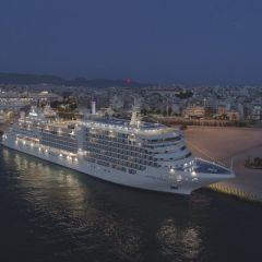Silversea Cruises celebra el bautizo de su nuevo crucero, el Silver Moon
