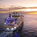 La flota completa de barcos de Royal Caribbean International estará navegando para la primavera de 2022