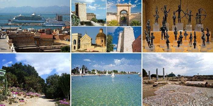 Cruises To Cagliari Sardinia  Cagliari Shore Excursions