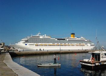 Cruise Ship Costa Fascinosa  Picture Data Facilities