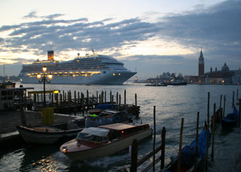 Cruise Ship Costa Fortuna  Picture Data Facilities and Sailing Schedule