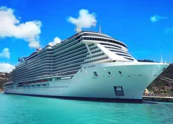 Cruise Ship MSC Seaside Picture Data Facilities And