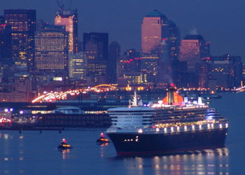 Cruise Ship Queen Mary 2 Picture Data Facilities And