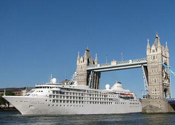Cruise Ship Silver Cloud  Picture Data Facilities and