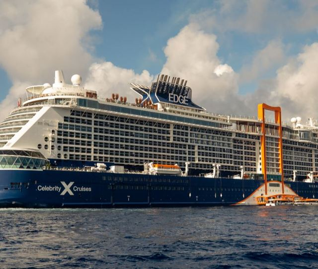 Celebrity Edge Will Join Her Sister Ship Celebrity Apex In The Mediterranean And Offer A Full Season Of Sailings In The Eastern Region And Adriatic