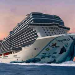 Marine Deck Chairs Teacher Table And Chair Norwegian Bliss - Cruise Ship Overview | Travel Outlet