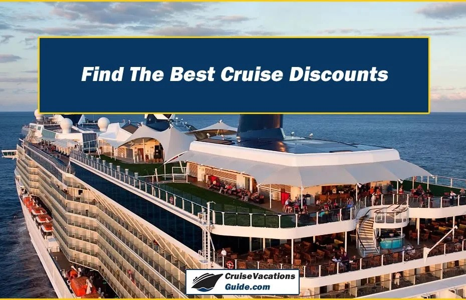 Find The Best Cruise Discounts