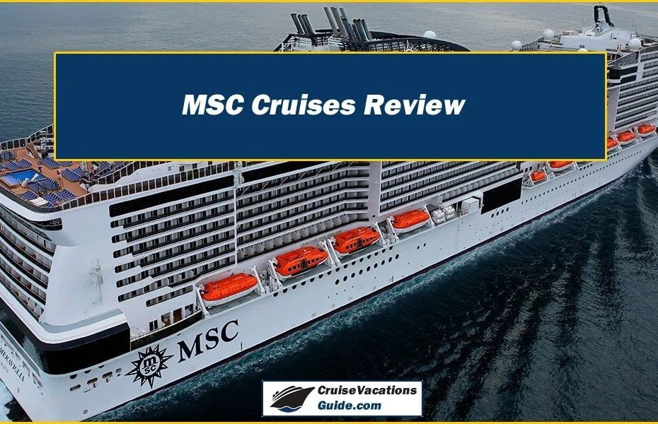 MSC Cruises Review