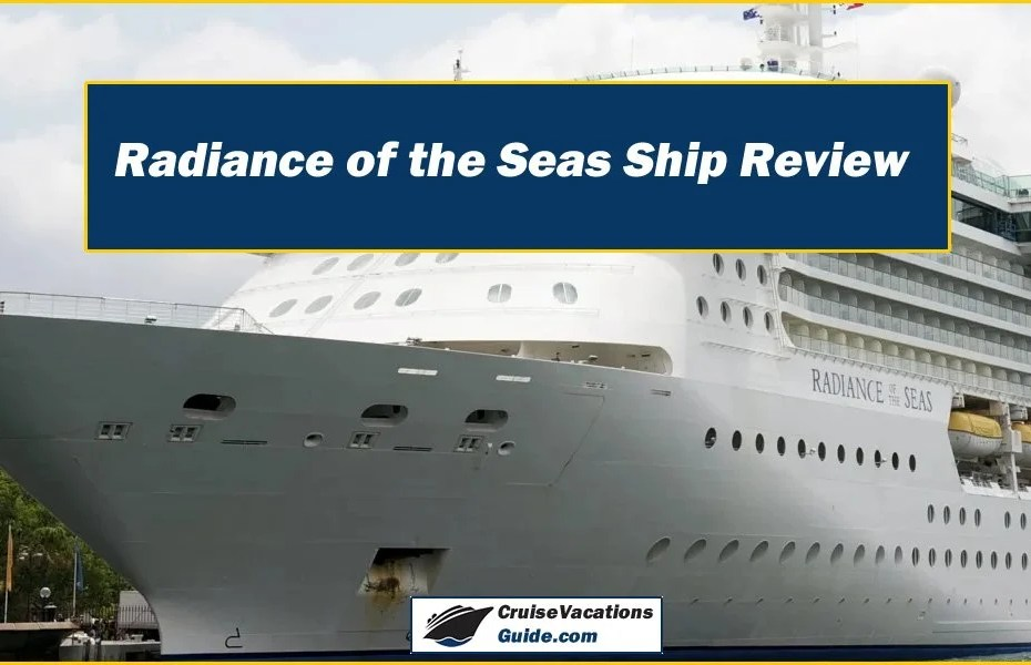 Radiance of the Seas Ship