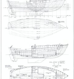 in particular this boat originally designed for plank lapstrake but built by covey island as a stripper  [ 800 x 1081 Pixel ]