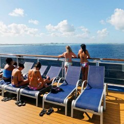 Carnival Cruise Ship Diagram Vw Golf Mk4 Radio Wiring All Hands On Deck Breeze Do The Chair Police Really Chairs