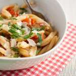 Penne from Heaven: Easy Cherry Tomato Pasta