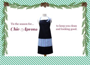 Aprons for the home and garden