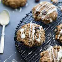 Morning Glory Breakfast Cookies (Grain-Free)