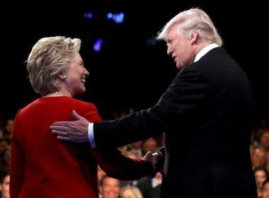 Donald Trump et Hillary Clinton saluent la condamnation de Weinstein
