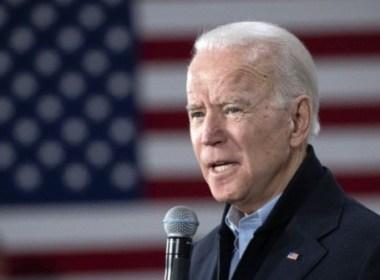 Joe Biden perd son avance contre Sanders dans le sondage national de Morning Consult