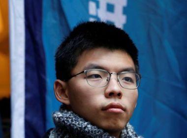 """""""Pourquoi soutenir Hongkong, c'est soutenir la liberté"""": Joshua Wong, une figure libre"""