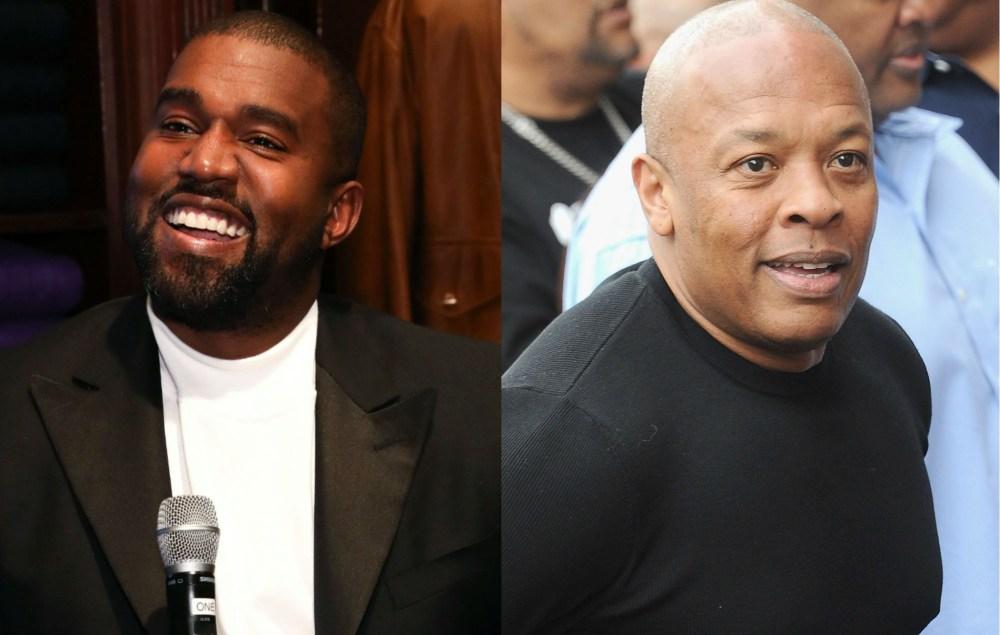 Kanye West-Dr Dre