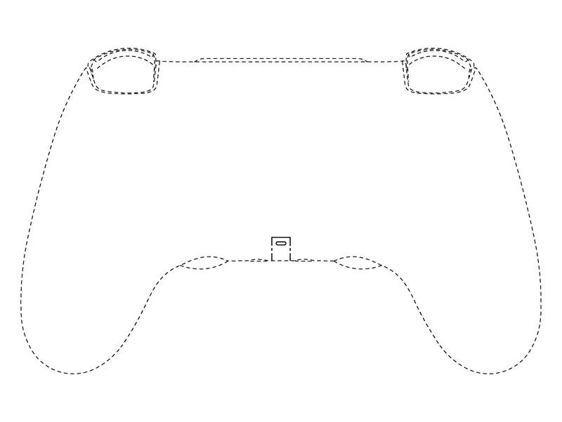 Contrôleur Playstation 5