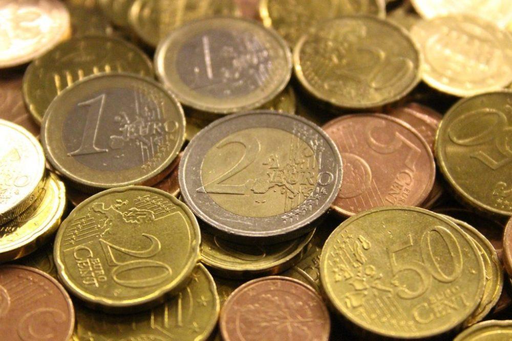 Pièces de monnaie Euros