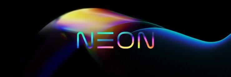 Neon Samsung