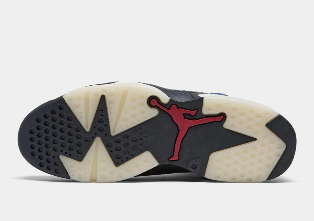 Air Jordan 6 «Washed Denim»