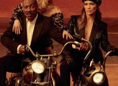 Jennifer Lopez et eddy murphy