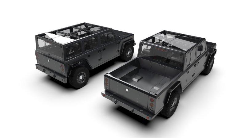 Bollinger véhicules électriques