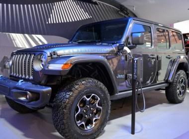 Jeep PHEV Wrangler 4xe