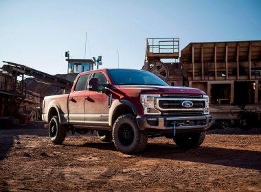 Ford Super Duty 2020 Tremor