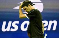 Roger Federer obtient un point déduit pour une explosion rare lors d'un match au Shanghai Masters