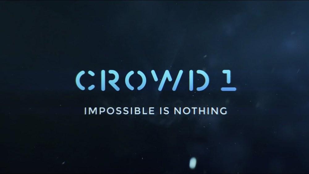 CROWD1: Présentation officielle