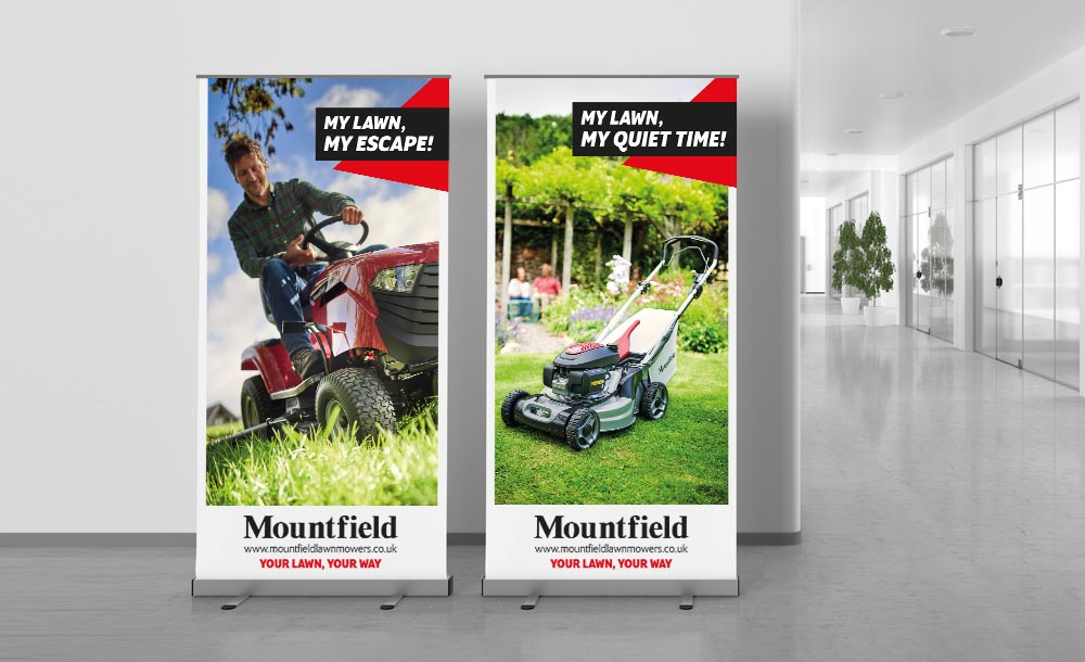 Mountfield pull up design