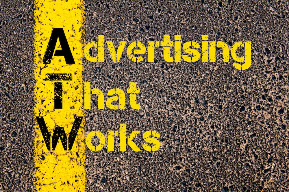 Return on digital advertising spend