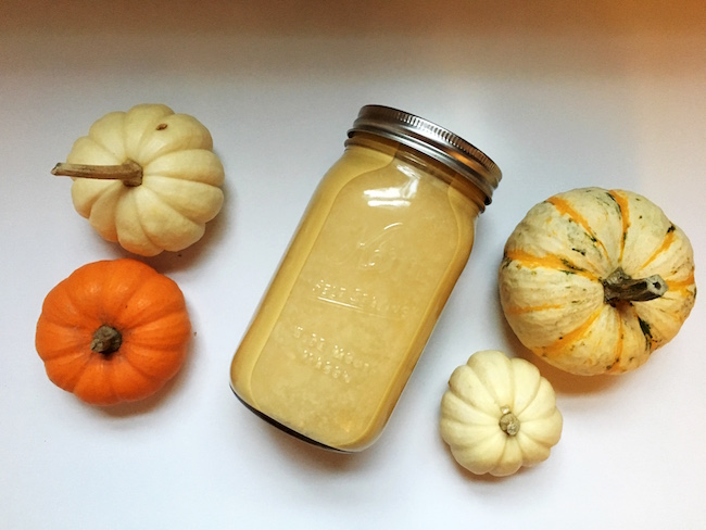 Crunchy Kat Pumpkin Spice Almond Milk-copy