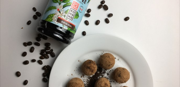 Coffee Cacao Bites for Kohana