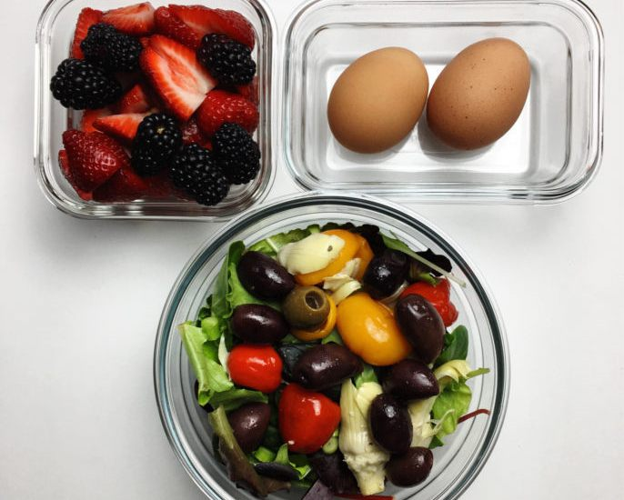 10+ Quick Lunch Ideas