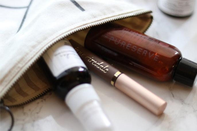 Summer Makeup Bag   Crunchy Kat